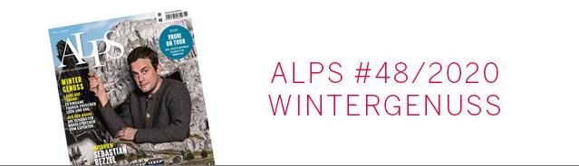 Alps Magazin Cover / 10 Jahre ALPS – Die Jubiläumsausgabe