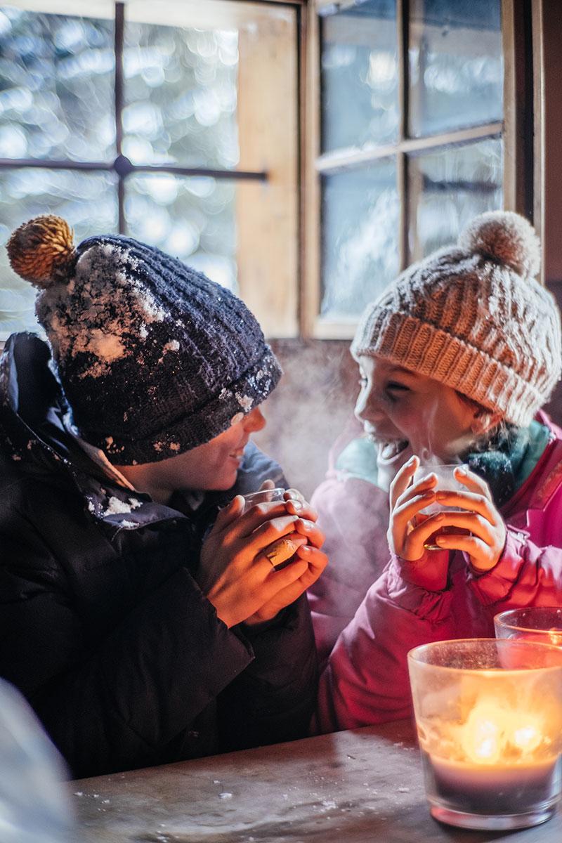 Annabelles Winter Kochbuch Kinder