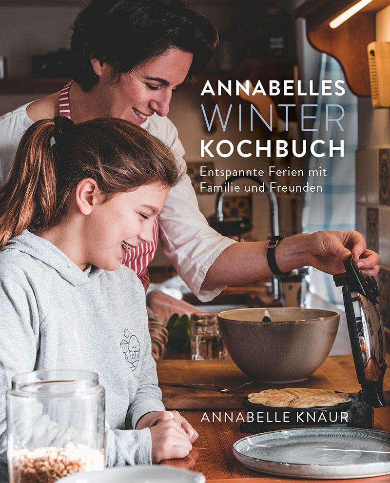 Cover Annabelles Winter Kochbuch