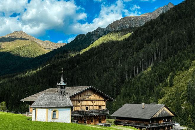 Osttirol Winkeltal