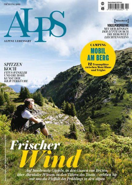 ALPS #49 / Frühjahr 2021 / Cover