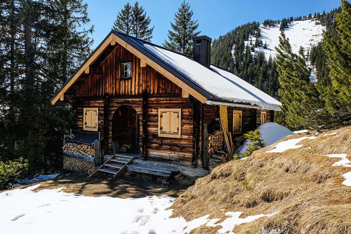 Aussichtsberg Fleischbank - Auf einsamen Pfaden wandernd unterwegs im Karwendel