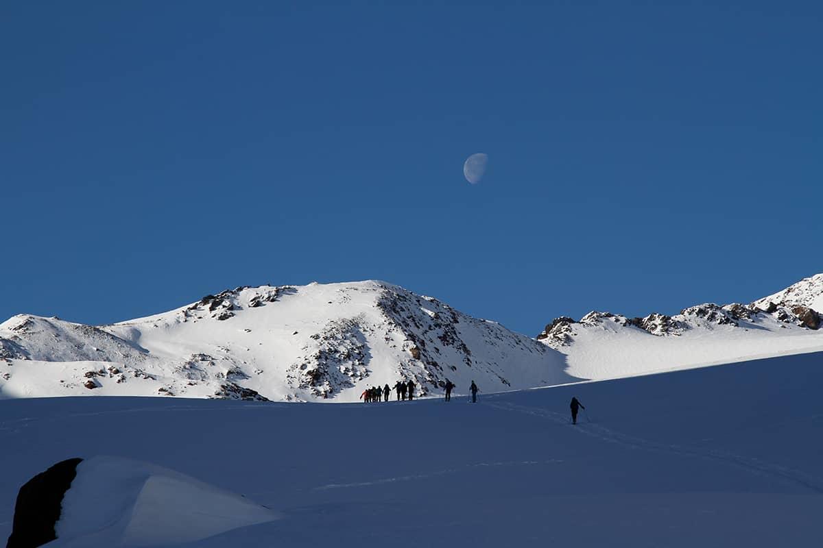 Skitour Südtirol Zufallhütte
