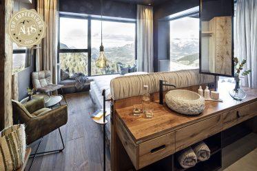 Ein Bergrefugium mit Weitblick – die neue Kraftalm in den Kitzbühler Alpen