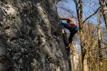 Klettern im malerischen Altmühltal bei Prunn – Ein Ausflug in das südliche Frankenjura
