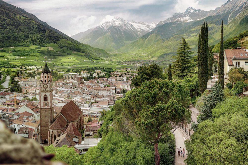 Südtriol: zwischen Stadt und Berg