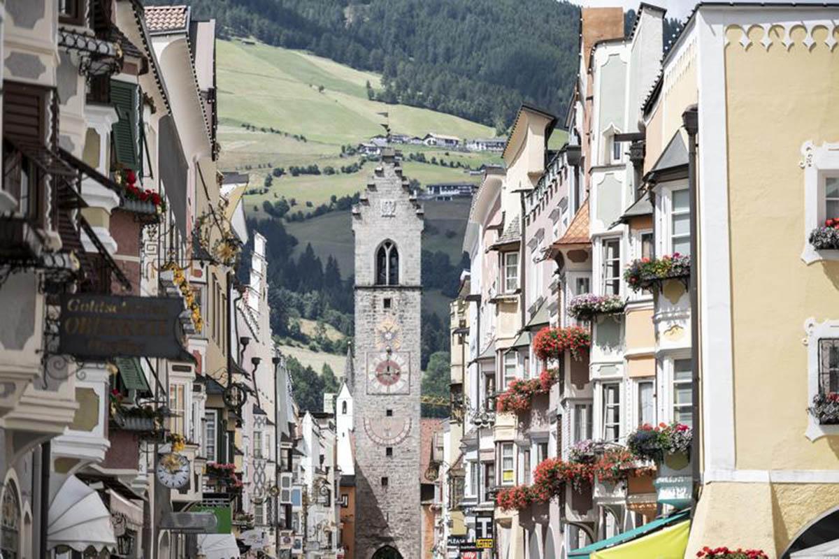 Südtirol: zwischen Stadt und Berg