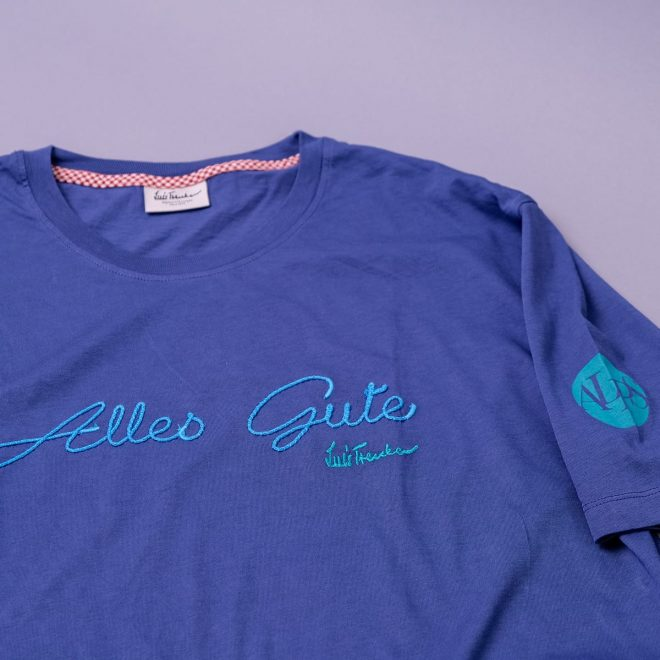 "ALPS T-Shirt ""Alles Gute"" by Luis Trenker"