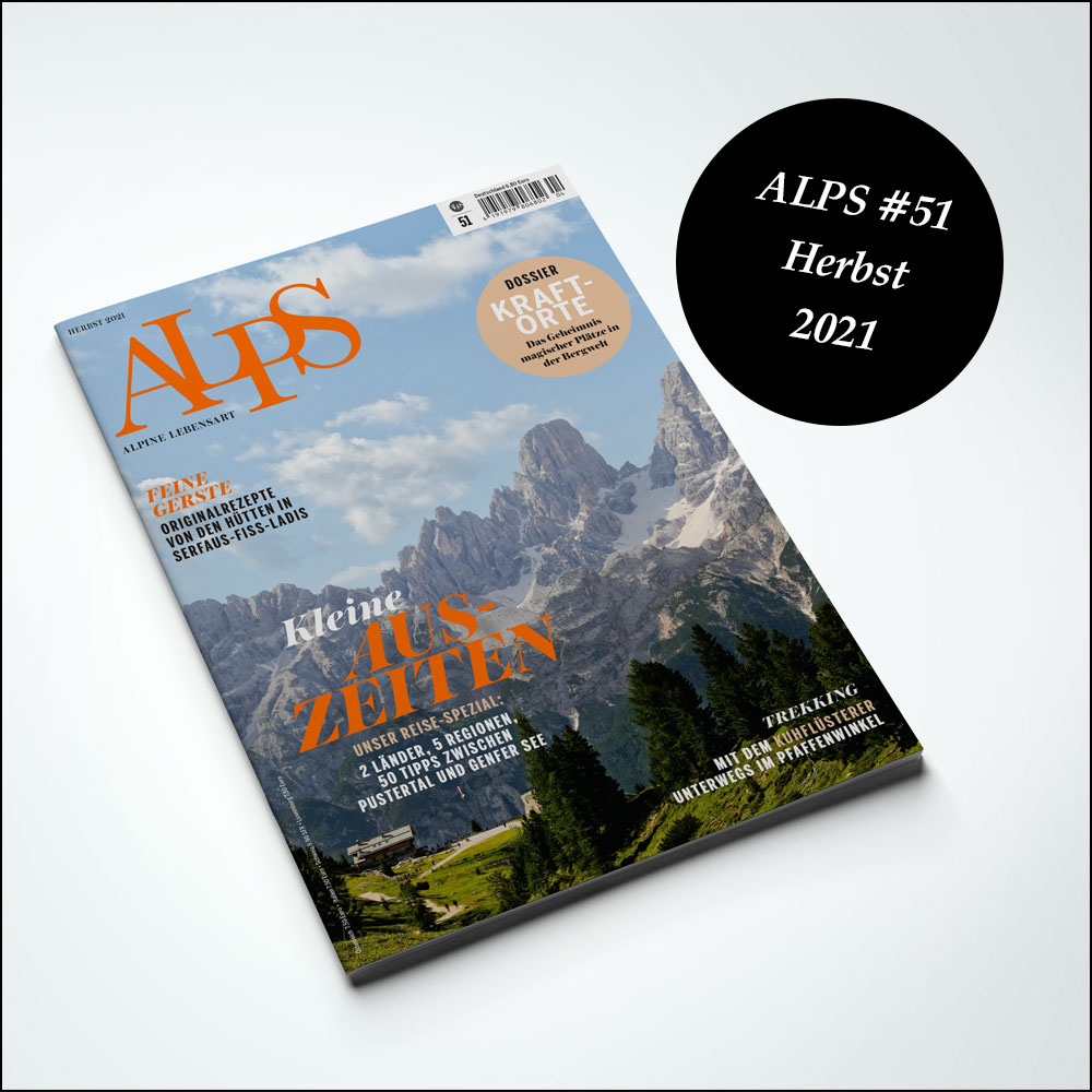 ALPS #51 / Herbst 2021 / Cover
