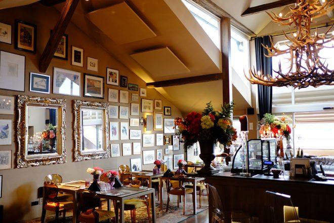 Weekender Bozen. Restaurant Thaler Arome